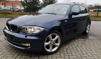 BMW 120 2010 Hečbekas full